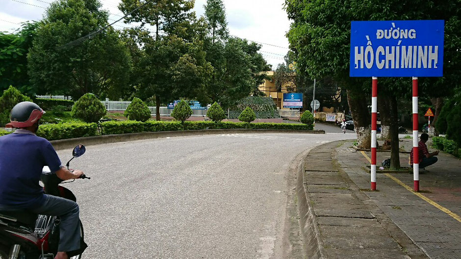 Erkundungstour - zentrales Hochland  - Vietnam – Erkundungstour – Ly und Heiko – Viethouse – Moped – Ho Chi Minh Pfad – Road – Straße – abseits – Massentourismus