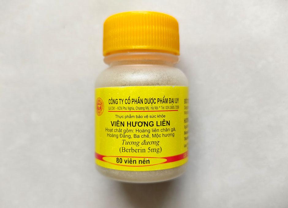 berberin-lokal-medizin-medikament-tabletten-arznei-vietnam-reise-durchfall-magen-darm-beschwerden-foto
