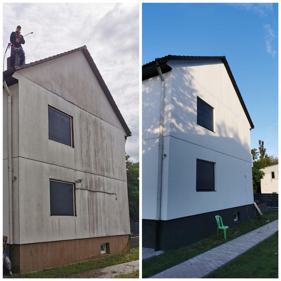 Fassaden Reinigung