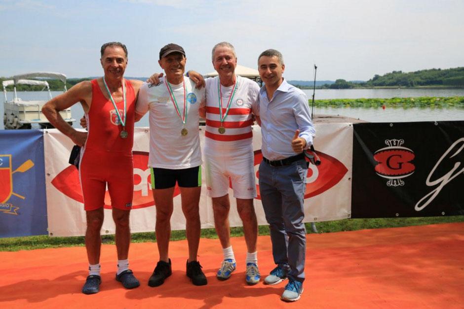 campionato italiano master candia