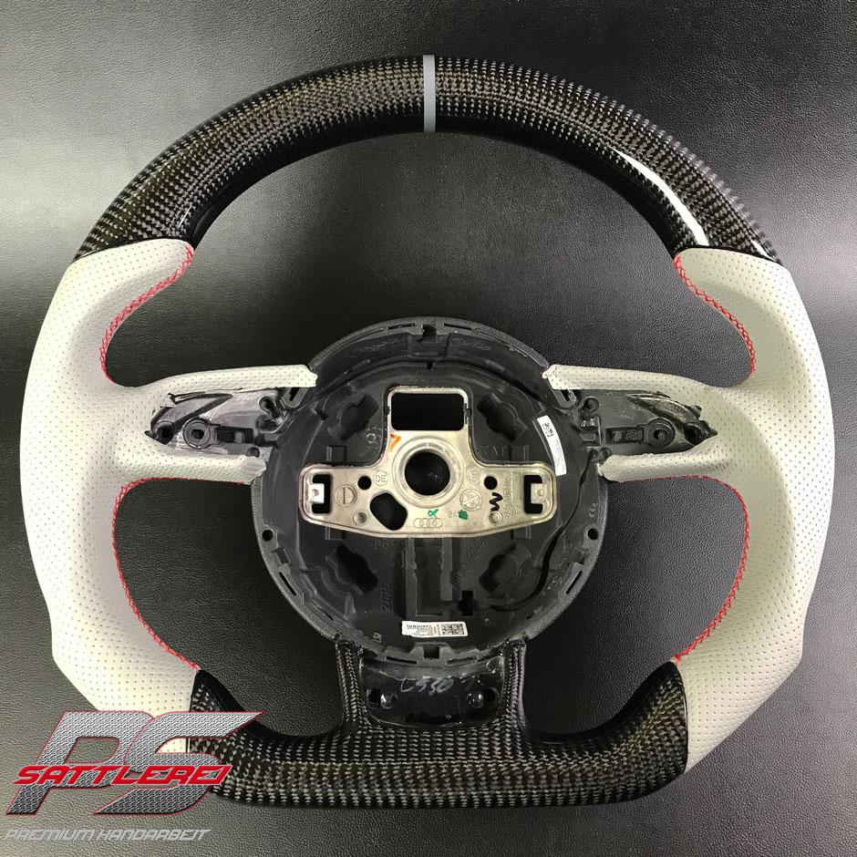 Audi RS3 Nardo Carbon Lenkrad