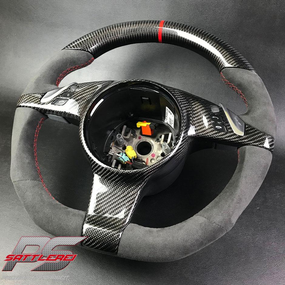 Porsche Cayenne Carbon Lenkrad