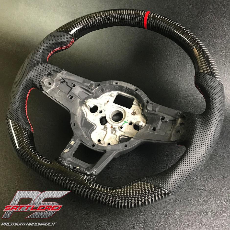 Golf 7 GTI Carbon Steering wheel