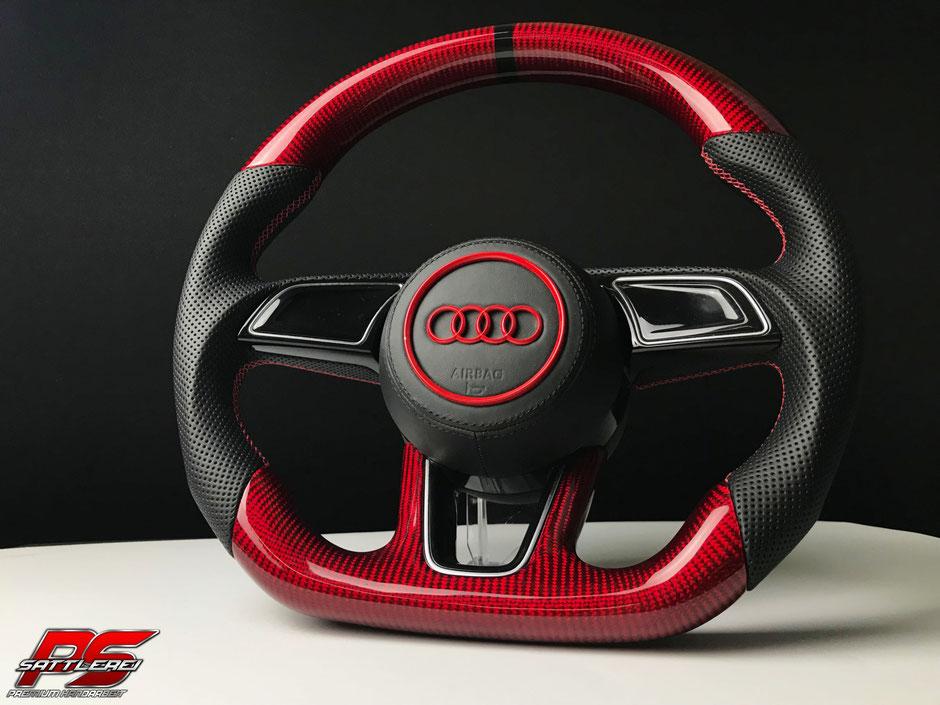 Audi RS3 Carbon Lenkrad