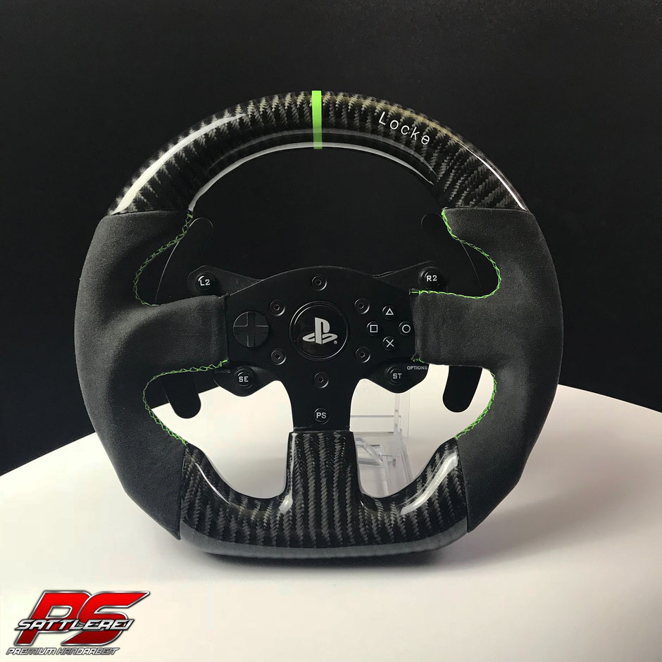 Simracing Carbon Lenkrad