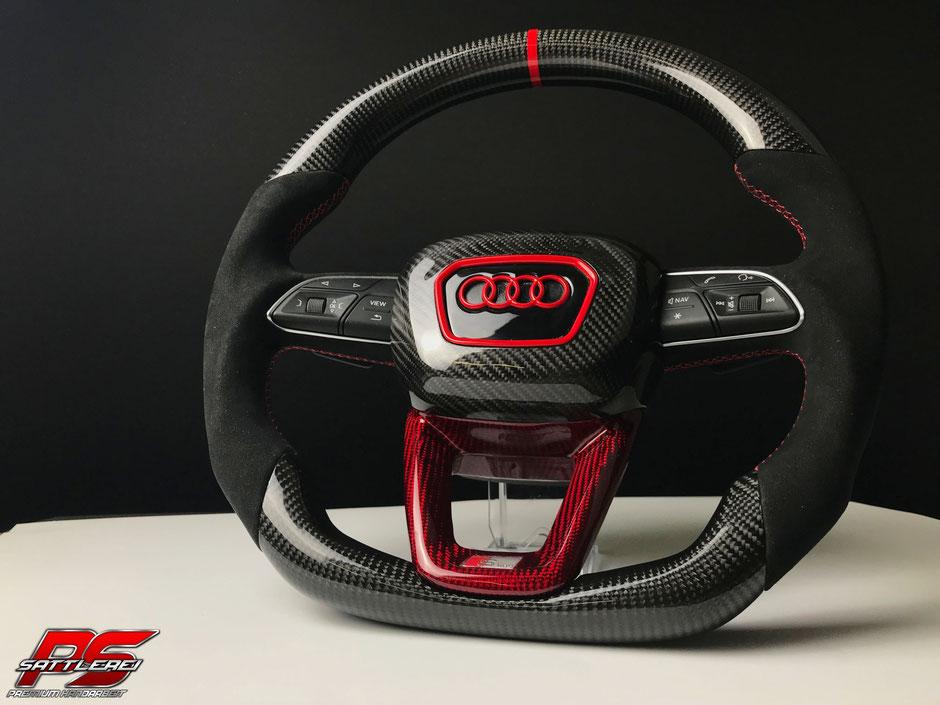 Audi SQ7 RSQ3 Carbon Lenkrad