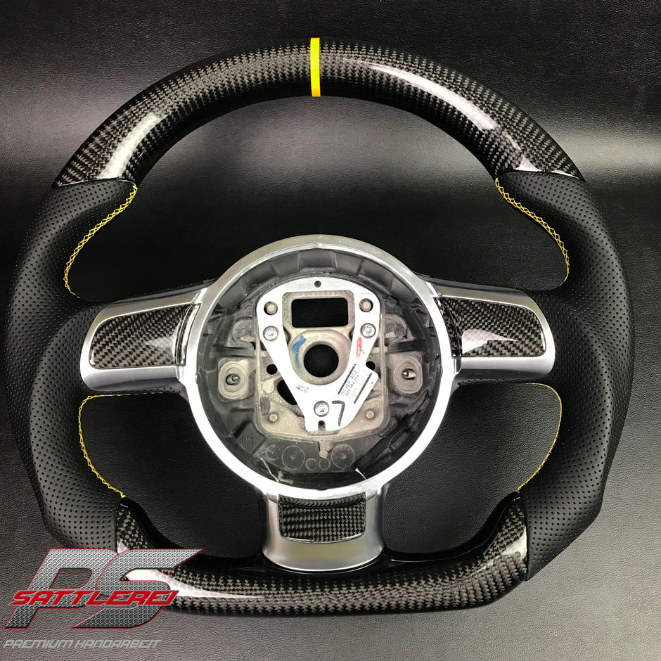 Audi TTS Carbon Lenkrad