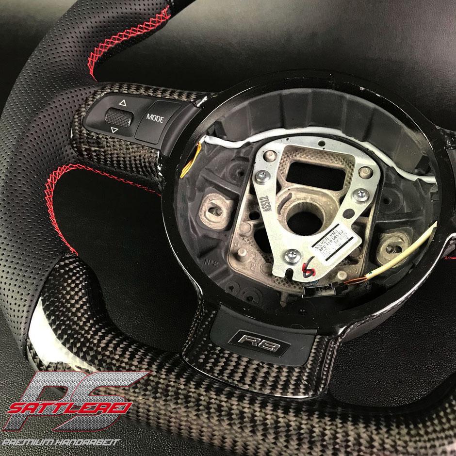 Audi RS5 Carbon Steering wheel