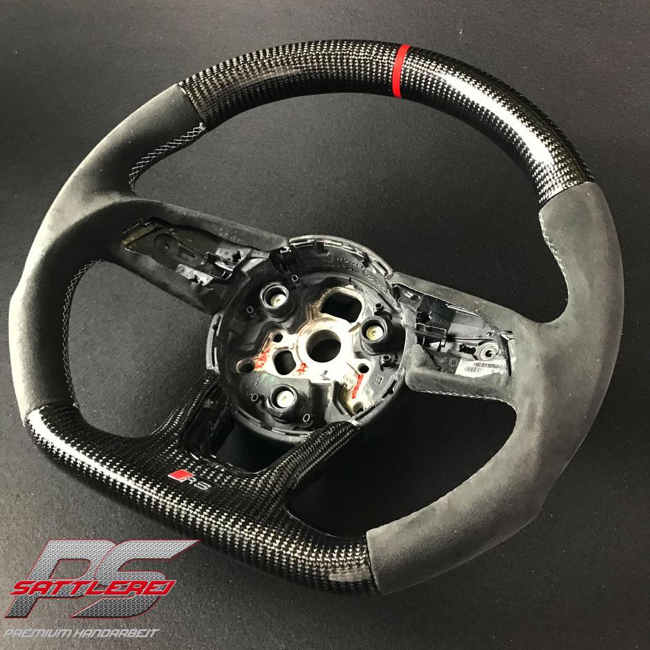 Audi RS3 Alcantara Carbon Lenkrad