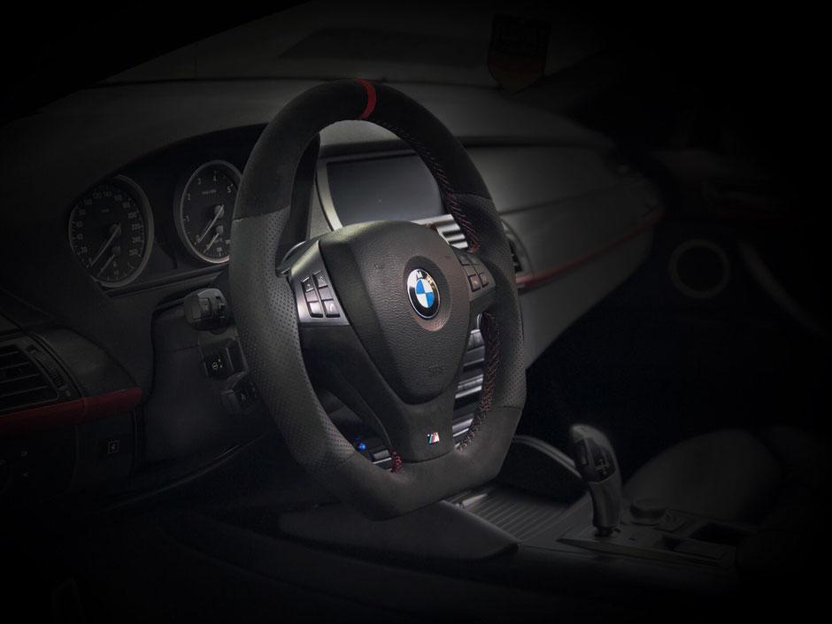 BMW X5M X6M Carbon Lenkrad