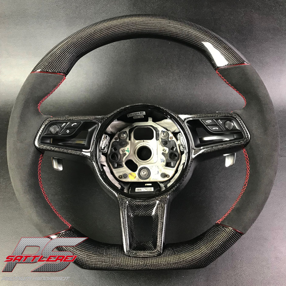 Porsche 911 Carbon Lenkrad