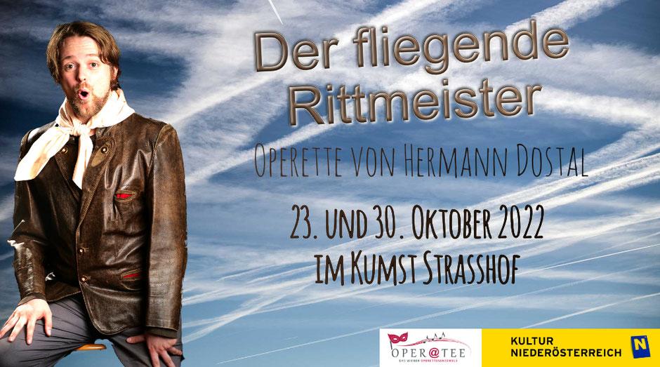 Der fliegende Rittmeister (c) Oper@Tee