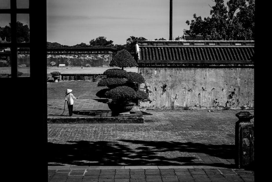 Imperial City, Hue, Vietnam, 2016