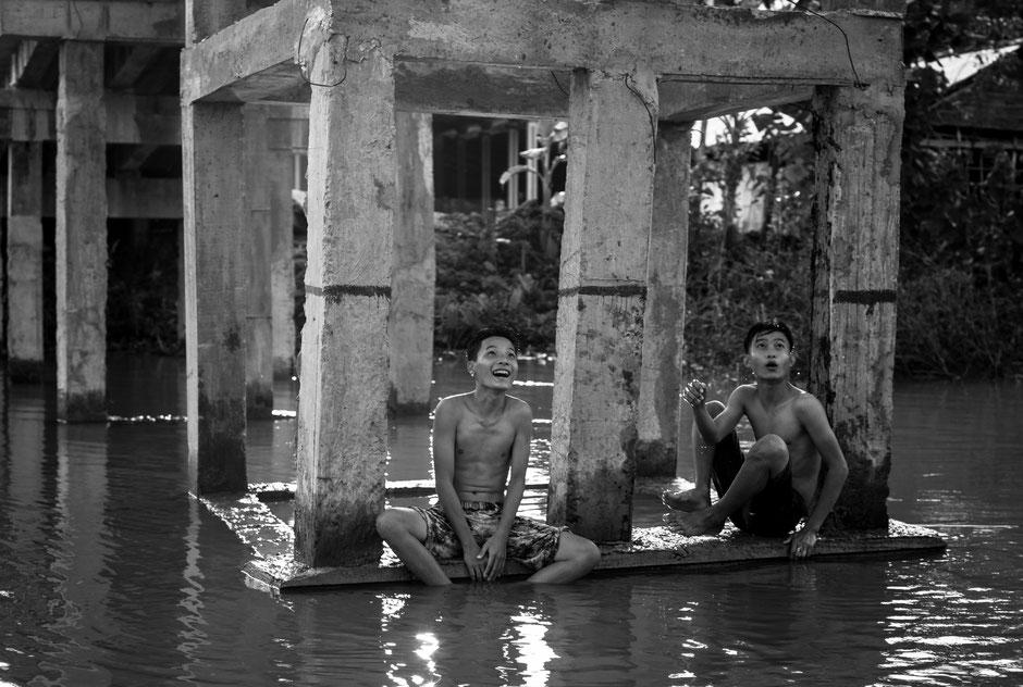 Mekong River, Vietnam, 2016