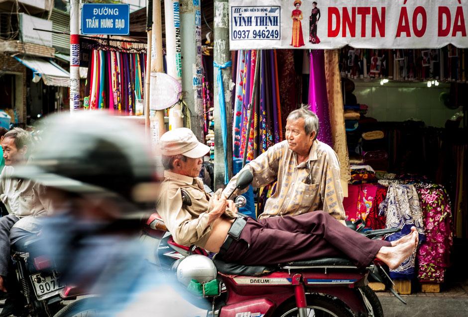Cho Lon, Ho Chi Minh City (Saigon), Vietnam, 2016 - 1/3