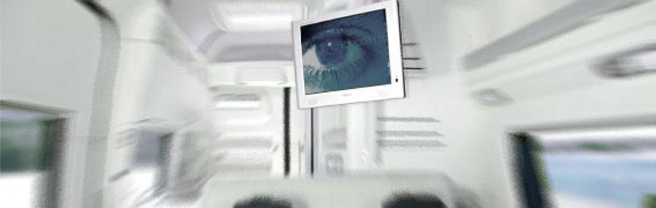 DIRECS Videoüberwachung für Busse und Bahnen