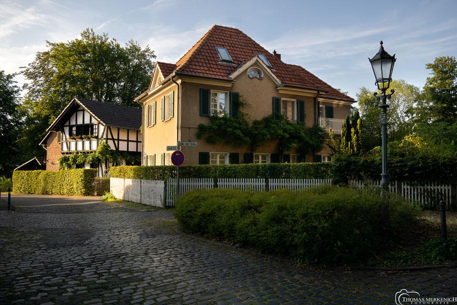 Haus An der Tent 2 in der Gartensiedlung Gronauer Wald