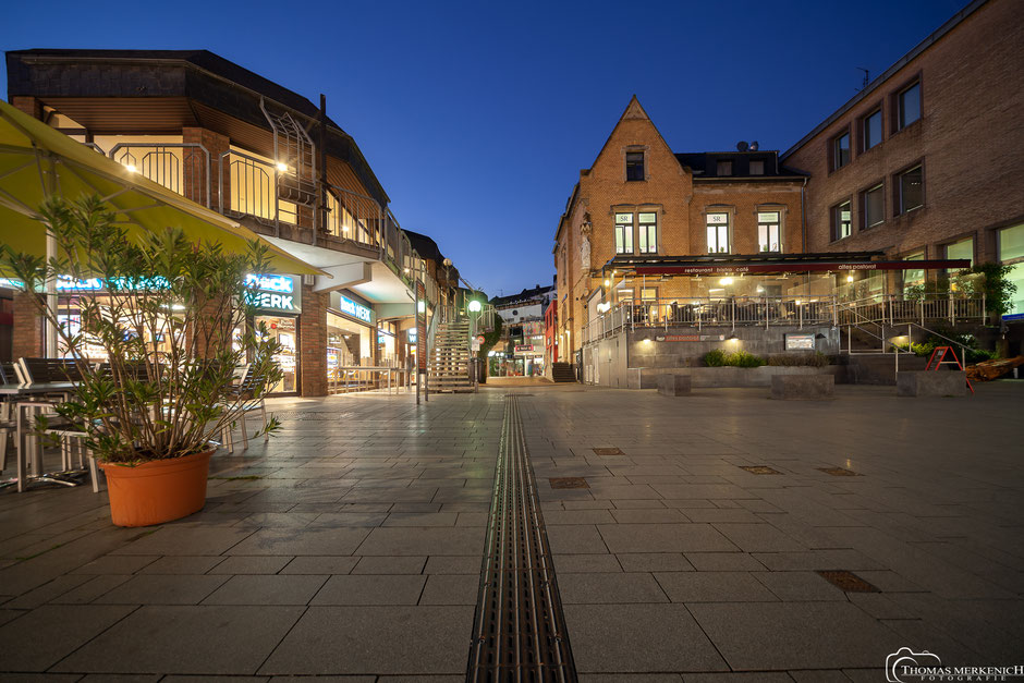 Grüne Ladenstraße Bergisch Gladbach