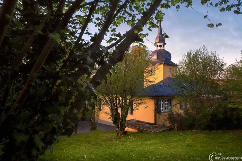 evangelische Gnadenkirche Bergisch Gladbach