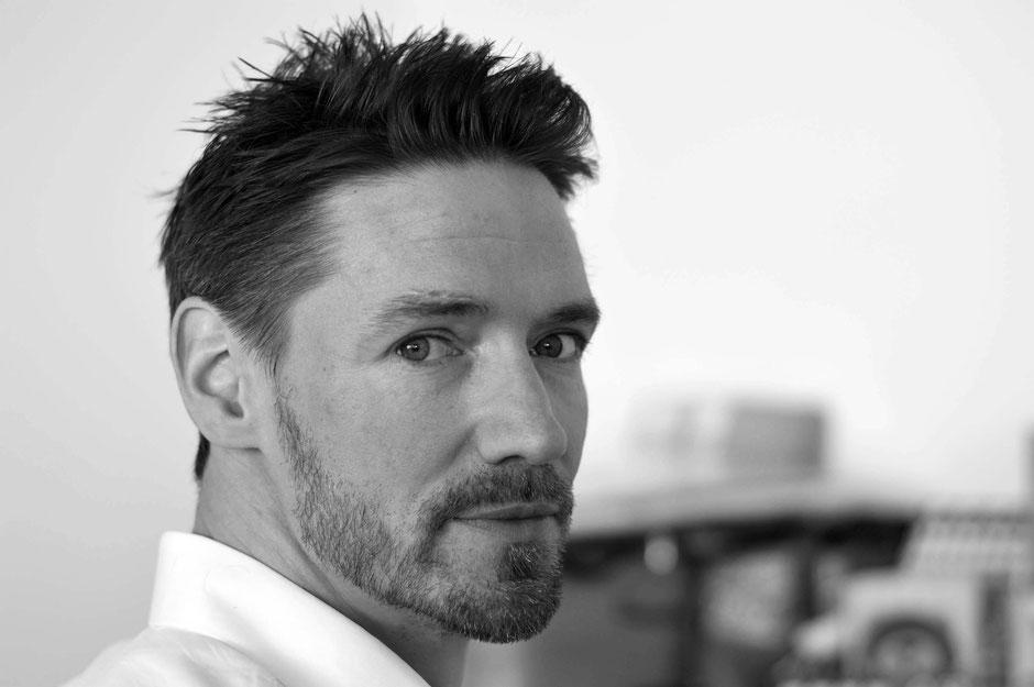 Andreas Wagner, Gründer von iQ athletik und freier Konzepter aus Frankfurt