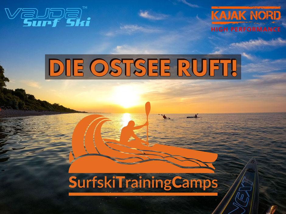 Surfski Training Camps, VAJDA_Kajak Nord