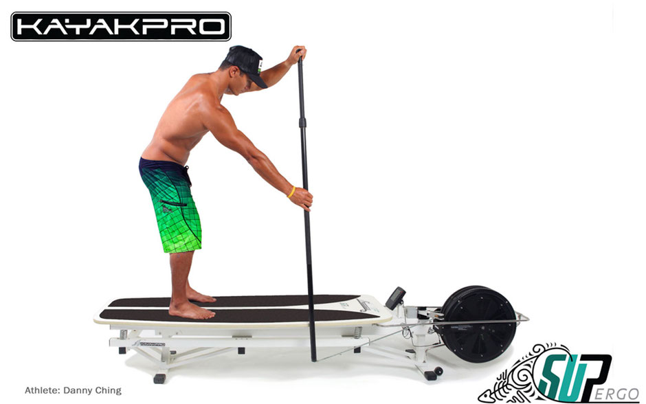 KayakPro SUP Stand Up Paddling Ergometer, Kajak Nord