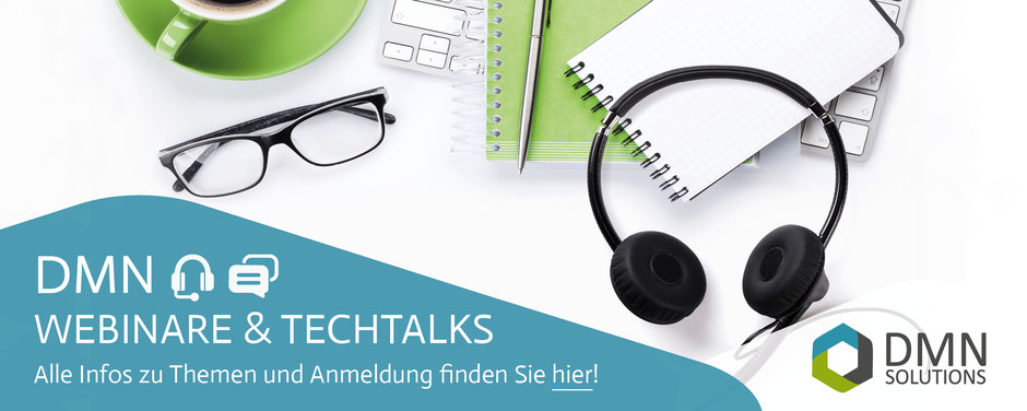 DMN Webinare & Techtalks
