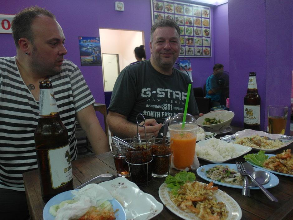 Pantaree Restaurant Bangkok