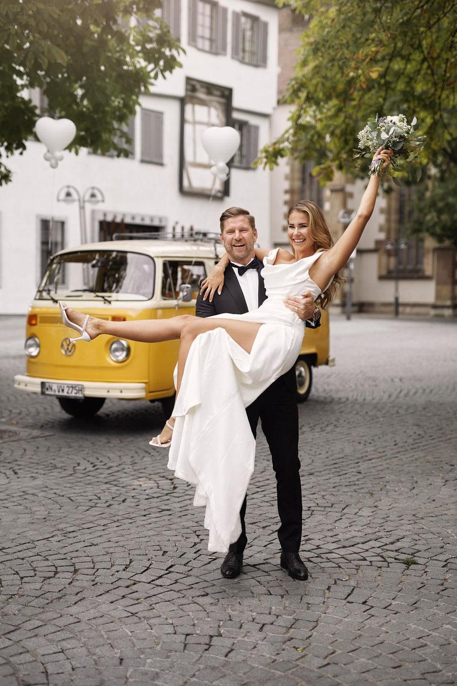 Hochzeitsauto Oldtimer Standesamt Stuttgart Miss Germany 2018