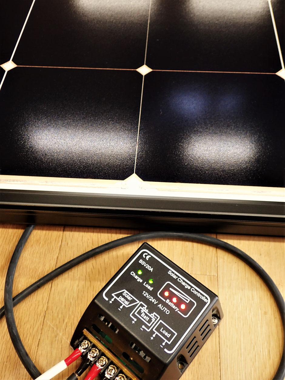藤野電力ミニ太陽光システムてづくりワークショップ@すどう農園オフ講座
