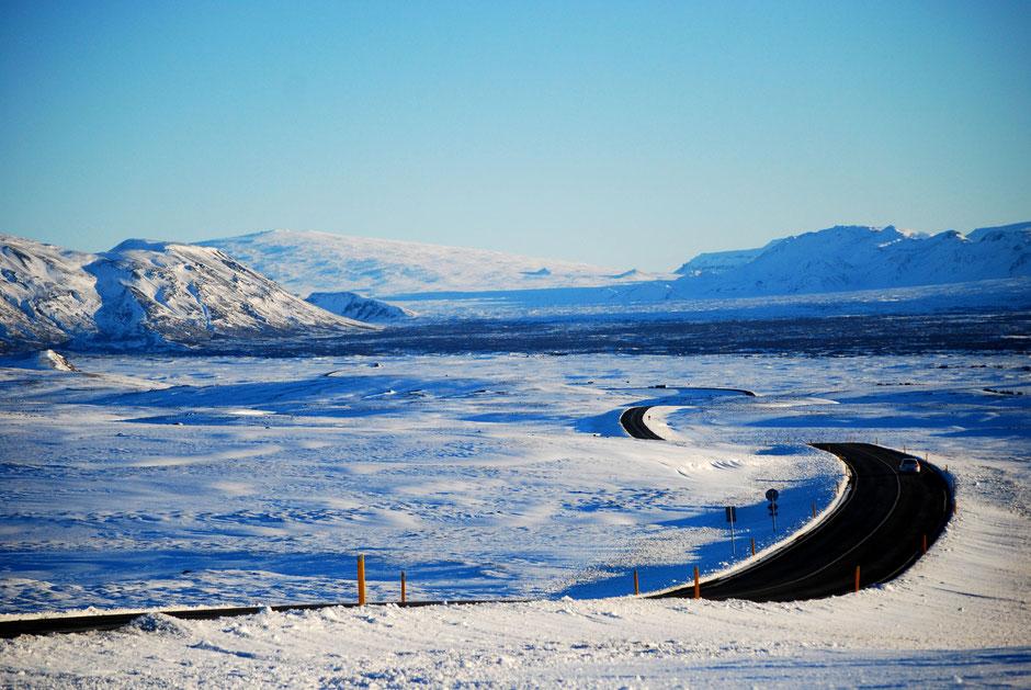 Islande.