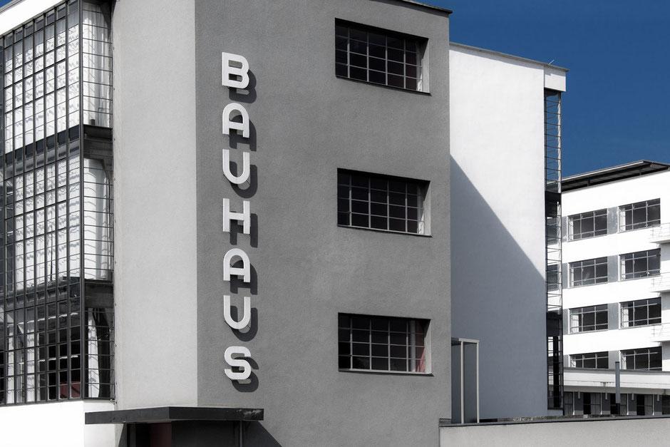 Bauhaus Dessau, UNESCO Weltkulturerbe