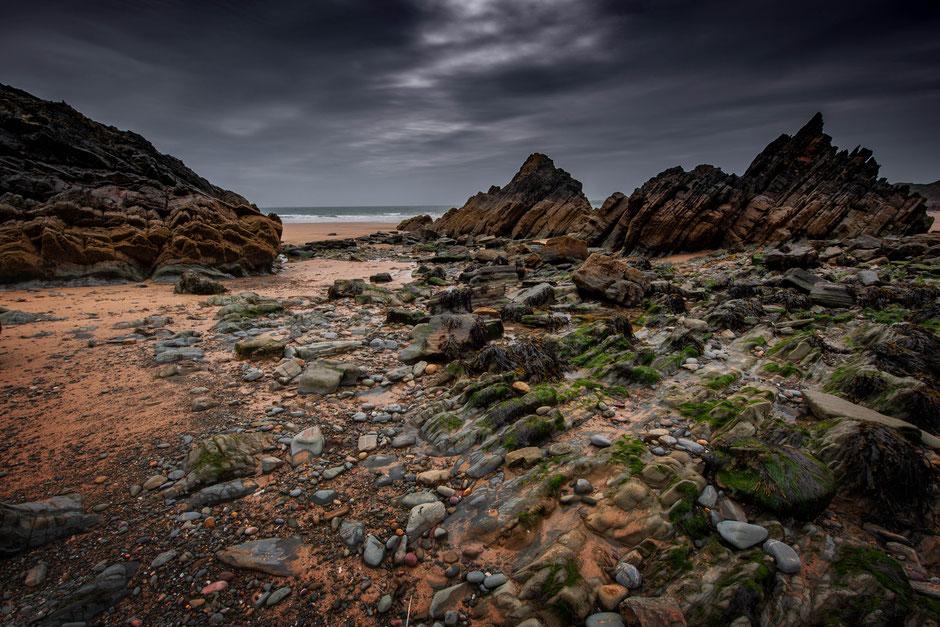 Landschaftsfotografie, Wales, Marloes Sands, Pembrokshire