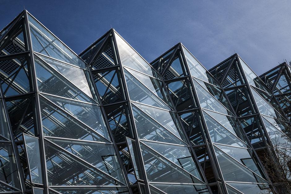 Architekturdetail 3, Dessau, Umweltbundesamt