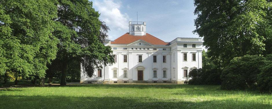 Anhaltische Gemäldegalerie, Schloss Georgium, Dessau