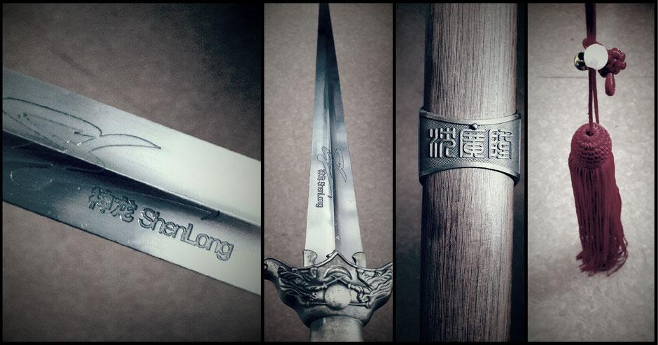 épée de tai-chi (jian)
