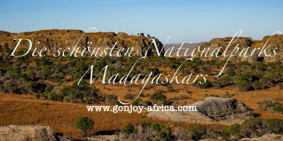Die schönsten Nationalparks Madagaskars