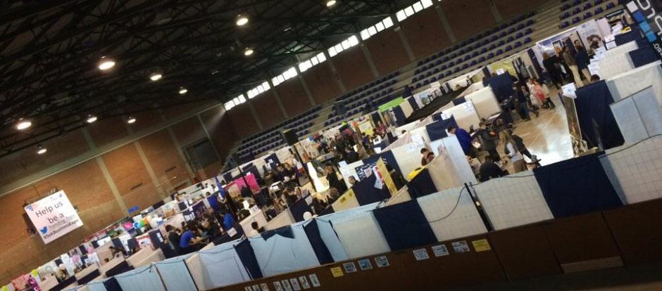 GRUPO PAVIN - Pavimentos industriales expone en la VII edición de la Feria del Networking SEK BUSINESS EXPO