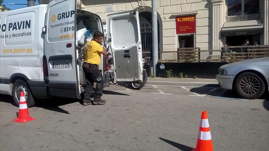 GRUPO PAVIN - Suelos y pavimentos industriales | Pavimentos para cocinas en restaurantes