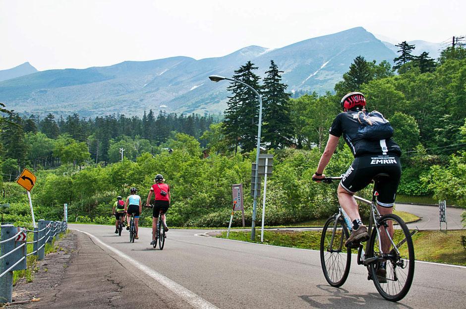 bike-trips-japan-Daisetsuzan