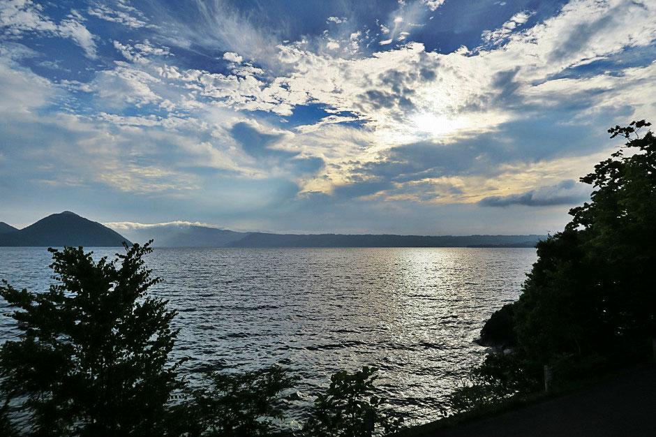 bike-tours-japan-Hokkaido-Lake-toya