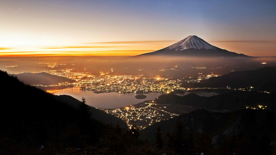 Mt Fuji-bike-tours-japan
