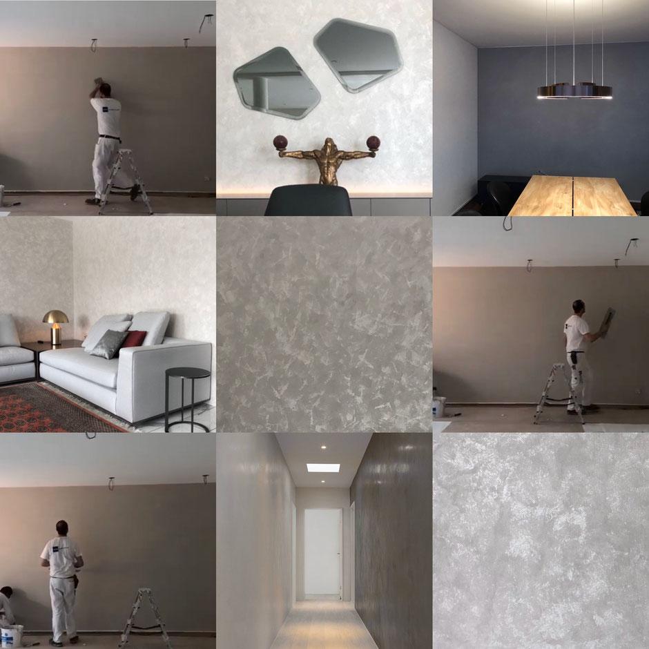 Innenarchitekt Innenenarchitektin Umbau Villa Neubau Interiordesign Claudia Merlotti Innenarchitektonische gesamt Konzepte Wohnberatung