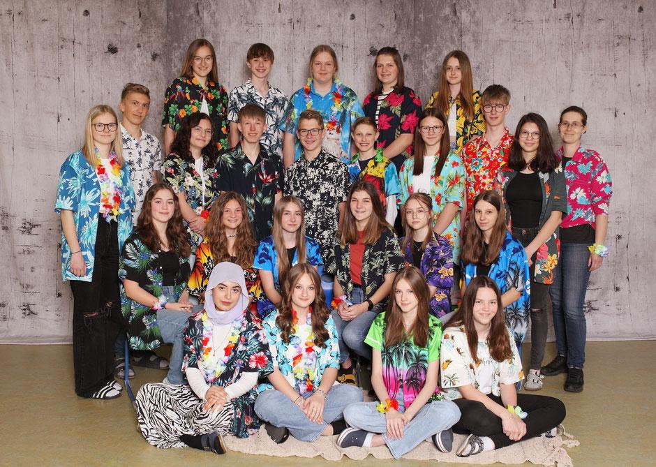 Foto: Schuljahr 2020/21