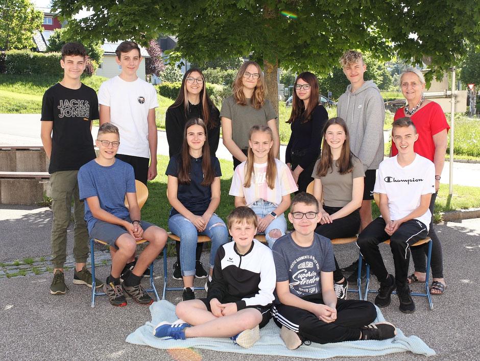 Foto: Schuljahr 2019/20