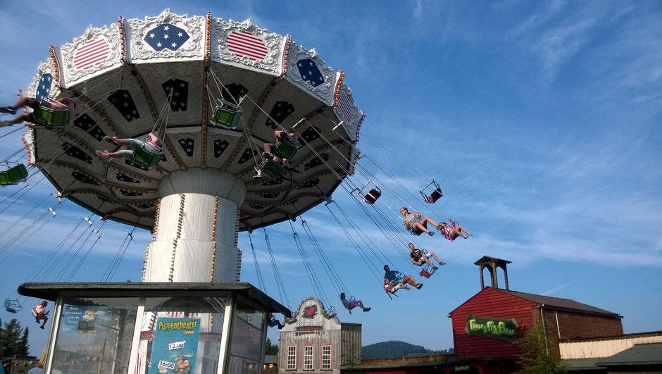Fort Fun Abenteuerland in Bestwig