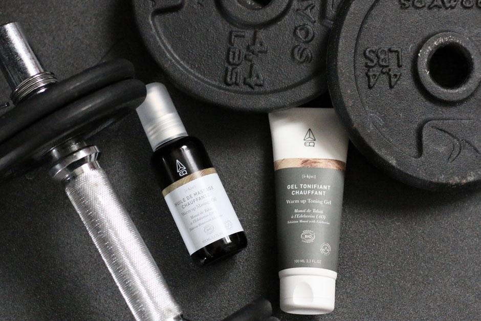 produits beauté fitness