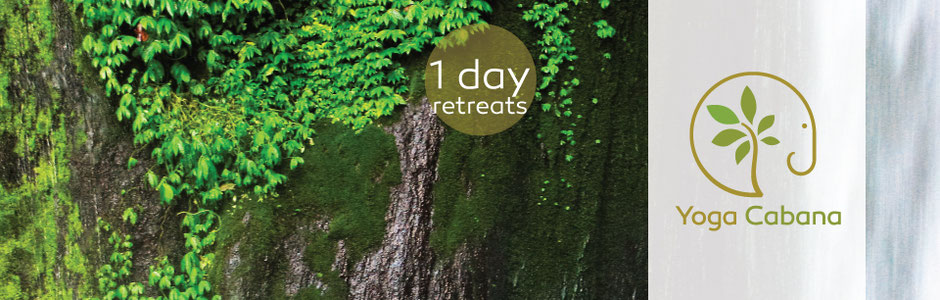 1 day retreats bij Yoga Cabana