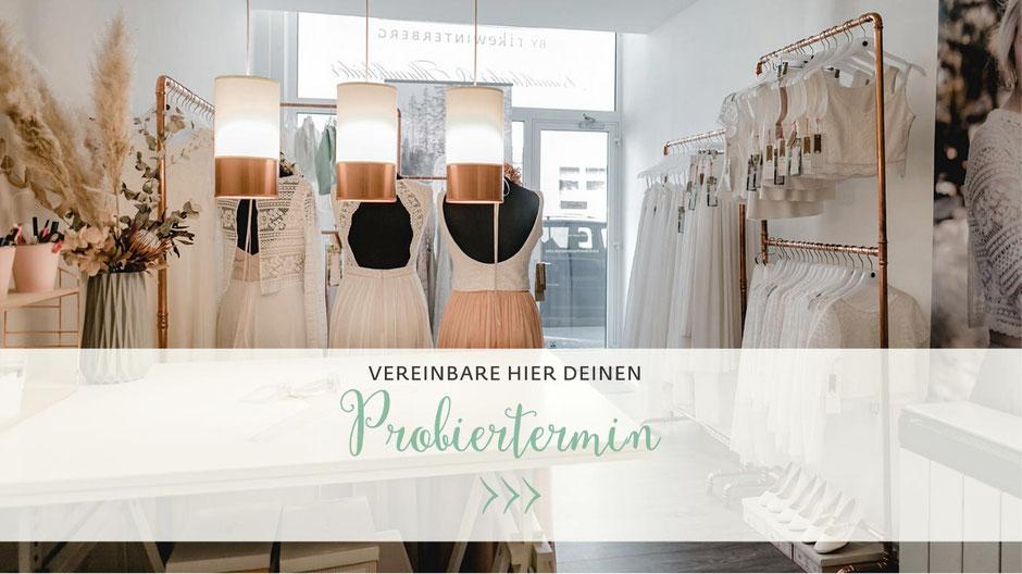 Atelier für Brautmode in Hannover - Jetzt Termin vereinbaren