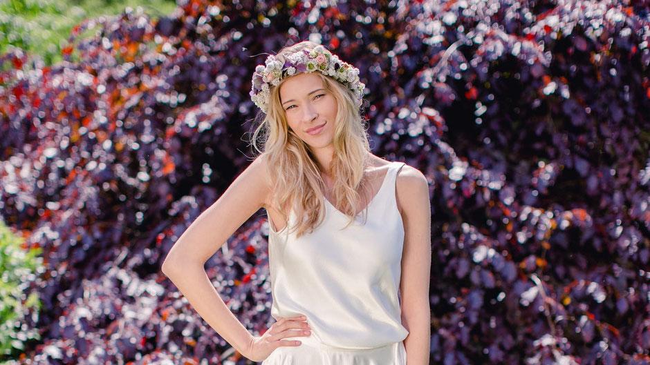Bio Brautmode aus Hannover - öko, fair und nachhaltig hergestellt